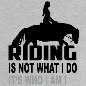 Riding!  Langarmshirts - Baby T-Shirt