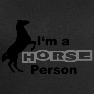 I'm a Horse Person Long Sleeve Shirts - Men's Sweatshirt by Stanley & Stella