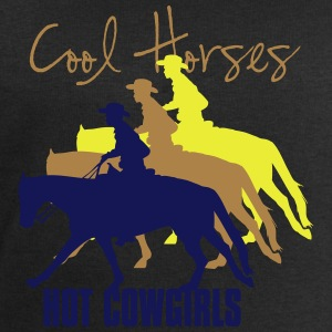 Cool horses - Cowgirls Other - Men's Sweatshirt by Stanley & Stella