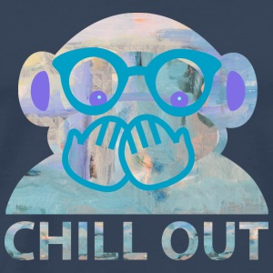 chill out  Toppe - Herre premium T-shirt