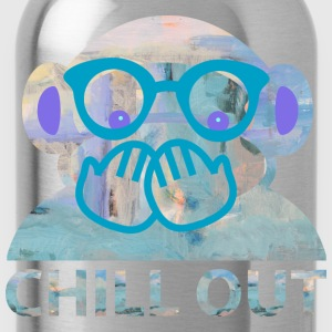 chill out  T-Shirts - Water Bottle