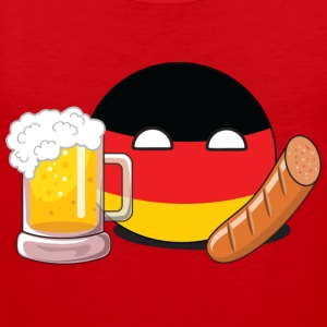 GermanyBall I T-Shirts - Männer Premium Tank Top