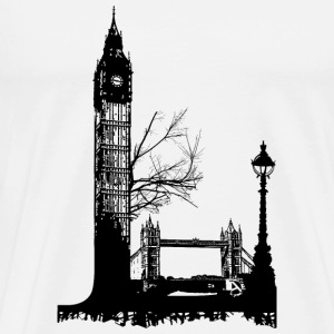 AD L like London Autres - T-shirt Premium Homme