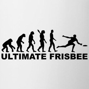 Ultimate Frisbee T-Shirts - Tasse