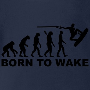 Evolution Wakeboard T-Shirts - Baby Bio-Kurzarm-Body