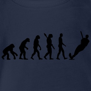Evolution Wasserski T-Shirts - Baby Bio-Kurzarm-Body