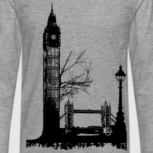 AD L like London Tee shirts - T-shirt manches longues Premium Homme