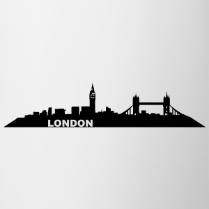 London Skyline - Tasse