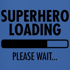 Superhero Loading- Please Wait... T-Shirts - Men's Football shorts