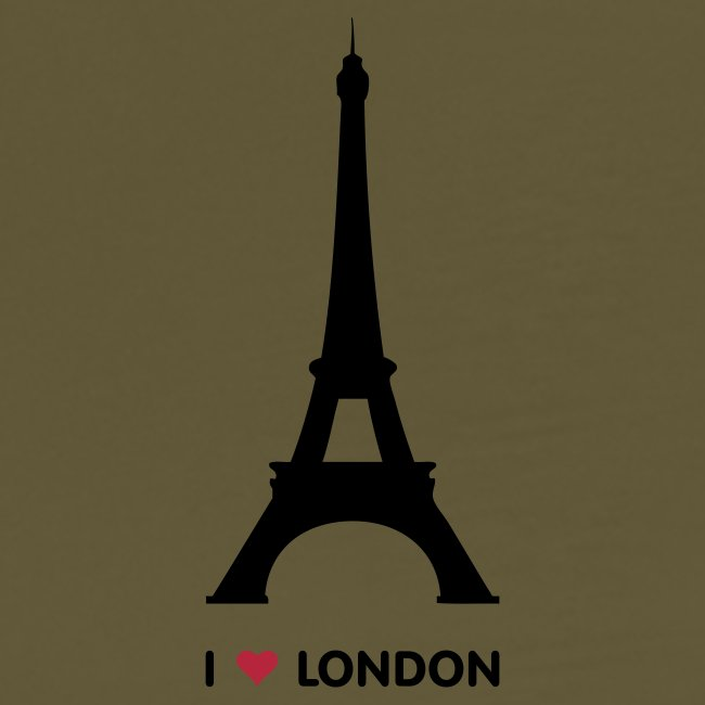 I love London mannen premium