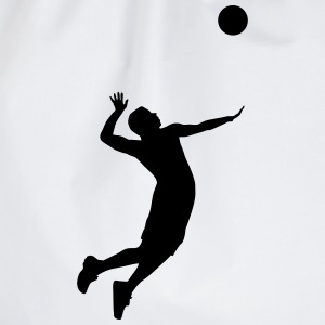 Volleyball, Volleyball Player Canotte - Sacca sportiva