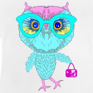 Hipster Owl Shirts - Baby T-Shirt