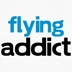 flying addict T-Shirts - Men's Premium Longsleeve Shirt