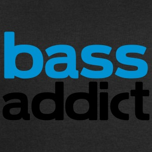 bass addict T-Shirts - Men's Sweatshirt by Stanley & Stella