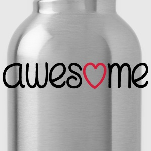 awesome Tops - Trinkflasche