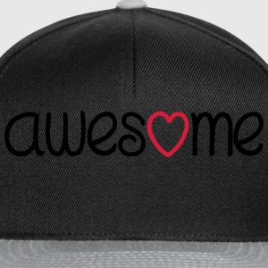 awesome Tops - Snapback Cap