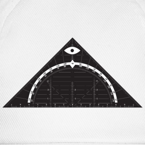 All Seeing Triangle T-Shirts - Baseball Cap