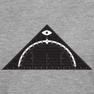 All Seeing Triangle T-Shirts - Men's Premium Longsleeve Shirt