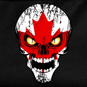 canada skull 03 Sweat-shirts - Sac à dos Enfant