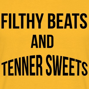 Filthy Beats Toppe - Herre-T-shirt