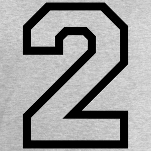 THE NUMBER TWO, 2 T-Shirts - Men's Sweatshirt by Stanley & Stella