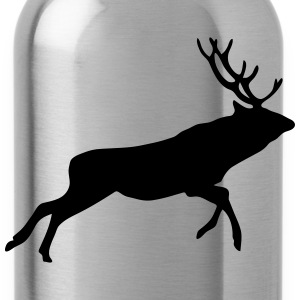 Dear - Antler T-Shirts - Water Bottle