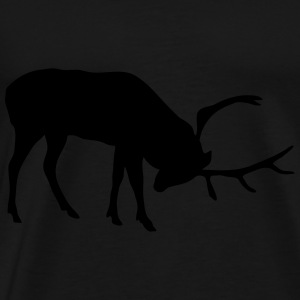 Dear - Antler Hoodies & Sweatshirts - Men's Premium T-Shirt