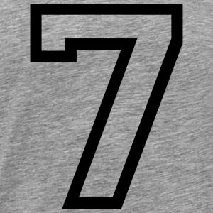 THE number seven, 7 years Sweaters - Mannen Premium T-shirt