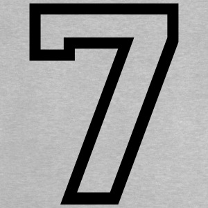 THE number seven, 7 years Shirts met lange mouwen - Baby T-shirt