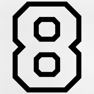 THE NUMBER EIGHT-8 Shirts - Baby T-Shirt