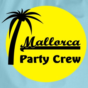 Mallorca Party Crew T-Shirts T-Shirts - Turnbeutel