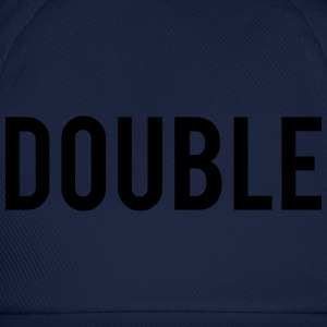 Double Trouble Hoodies - Baseball Cap