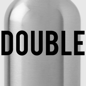 Double Trouble Hoodies - Water Bottle