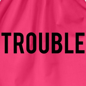 Double Trouble Tops - Drawstring Bag