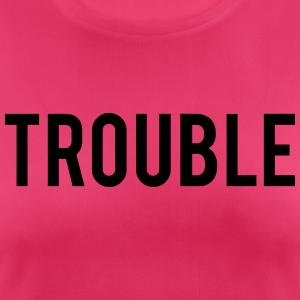 Double Trouble Tops - Women's Breathable T-Shirt