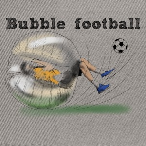 bubble football T-shirts - Snapbackkeps
