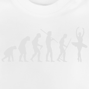 EVOLUTION DANCE Tee shirts - T-shirt Bébé