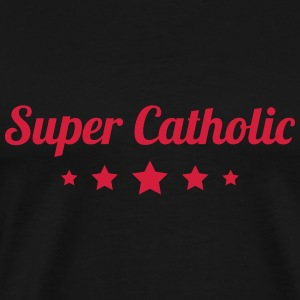 Christian / Catholic / God / Religion Catholicism Baby Bodysuits - Men's Premium T-Shirt