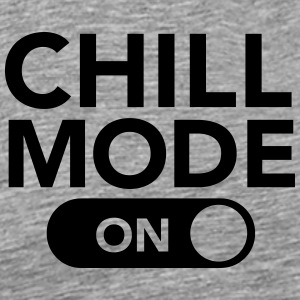 Chill Mode (On) Sportsbeklædning - Herre premium T-shirt