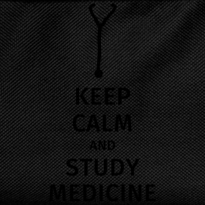 keep calm and study medicine T-Shirts - Kinder Rucksack