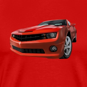 sport car Tank Tops - Men's Premium T-Shirt