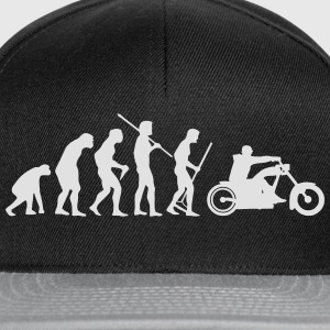 MOTORCYCLE EVOLUTION Toppe - Snapback Cap
