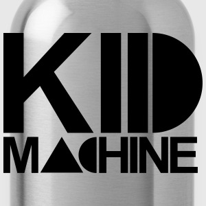 KID MACHINE BASIC LOGO TEE - Water Bottle