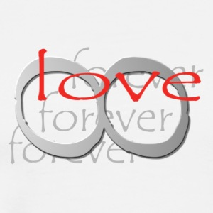 loveforever Tops - Men's Premium T-Shirt