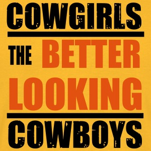 Cowgirls - Cowboys Toppar - T-shirt herr