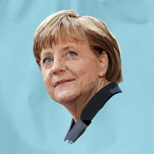 Angela Merkel T-Shirts - Drawstring Bag