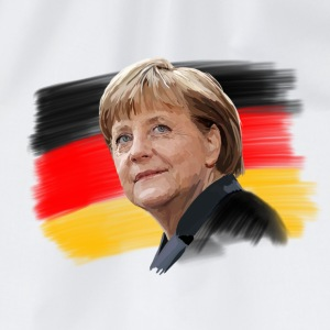 Angela Merkel Mugs & Drinkware - Drawstring Bag