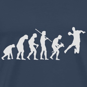 EVOLUTION HANDBAL Tops - Mannen Premium T-shirt