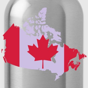 Canada T-Shirts - Water Bottle