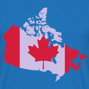Canada Tabliers - T-shirt Homme
